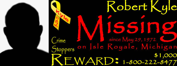 Derrick Ray Henagan, missing since August 4, 2008