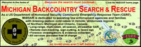 Michigan Backcountry Search and Rescue (MiBSAR)