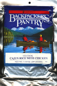 Backpacker's Pantry Food Package