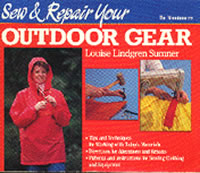 Sew & Repair Your Outdoor Gear Book