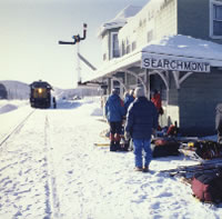 ACR Searchmont Station